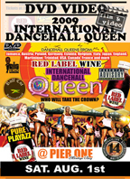 DANCEHALL QUEEN DVD